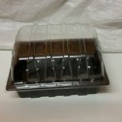 Propagator lids and trays